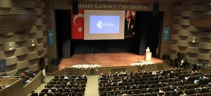 Hasan Kalyoncu University Auditorium