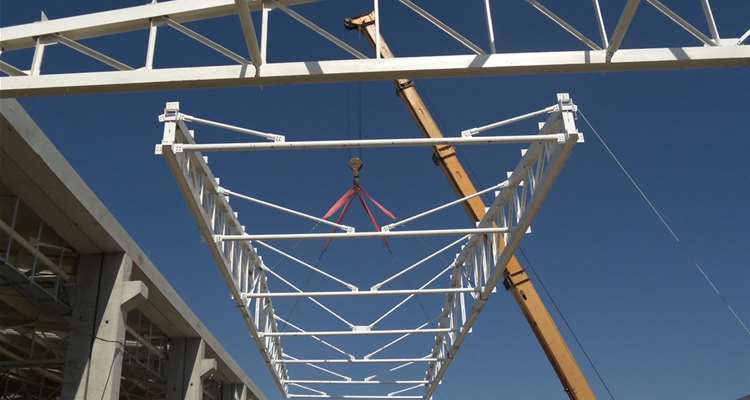 Structural Steel Applications