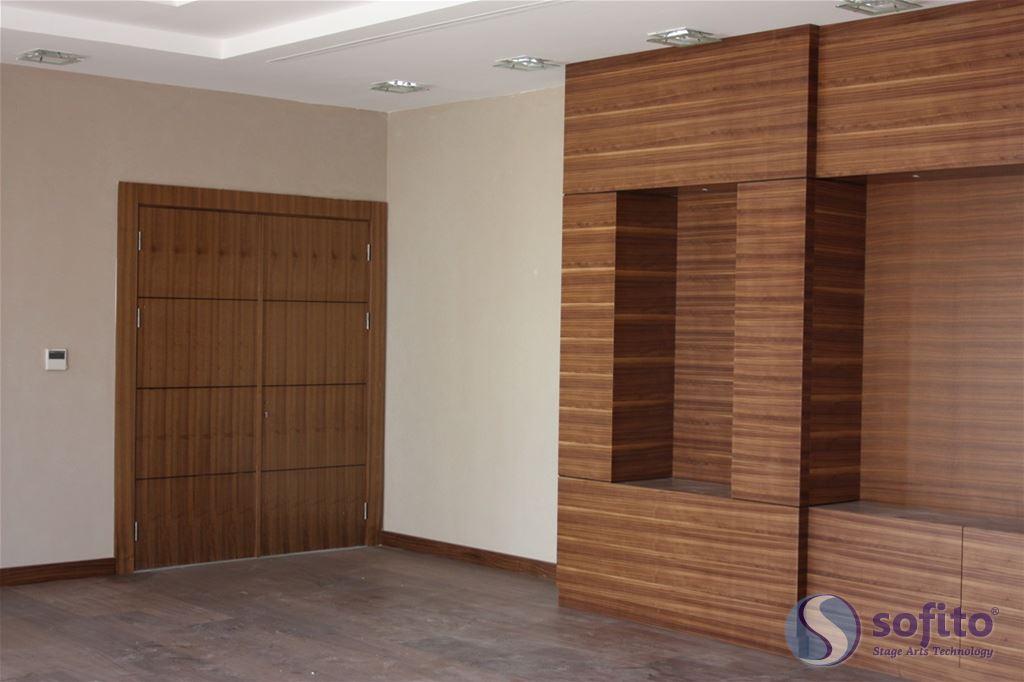 porte acoustique. Black Bedroom Furniture Sets. Home Design Ideas